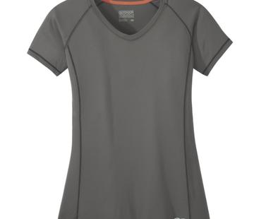Outdoor Research Women's Echo Short Sleeve Tee- Past Colors
