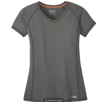 Outdoor Research Women's Echo Short Sleeve Tee- Past Colors