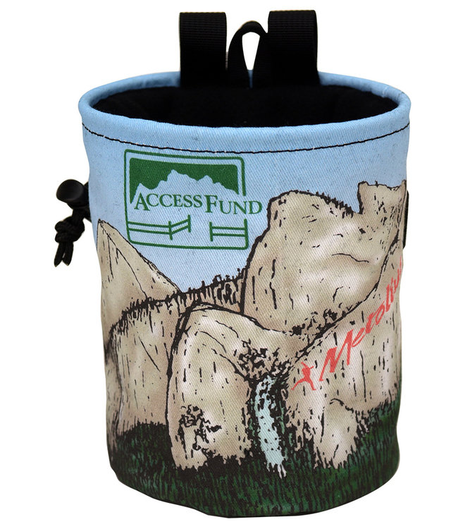 Metolius Access Fund Comp Chalk Bag