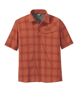 Outdoor Research Men's Astroman Short Sleeve Sun Shirt