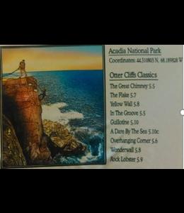 American Backcountry Acadia National Park Otter Cliffs Solar Microfiber Hoody