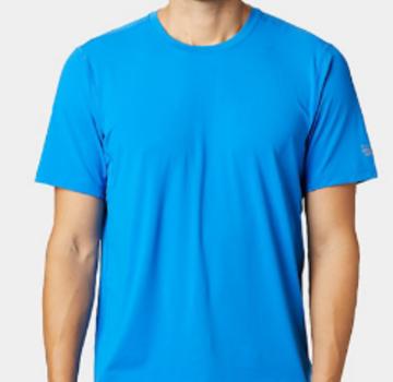 Mountain Hardwear Men's Crater Lake Short Sleeve T