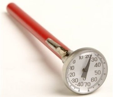 Brooks Range Dial Stem Celsius Thermometer