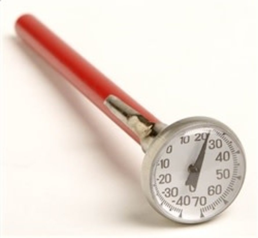 Dial Stem Celsius Thermometer