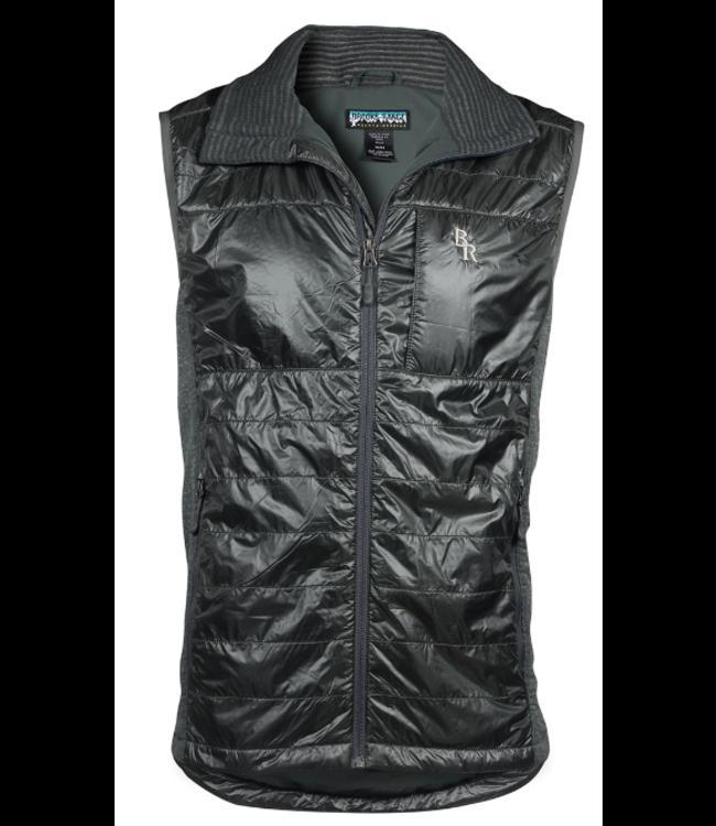 Brooks Range Men's Alpha Vest- Charcoal-L