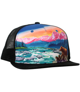 Locale Outdoors Alpenglow American Rivers Hat