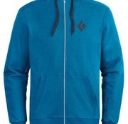 Black Diamond Men's Full Zip Logo Hoody
