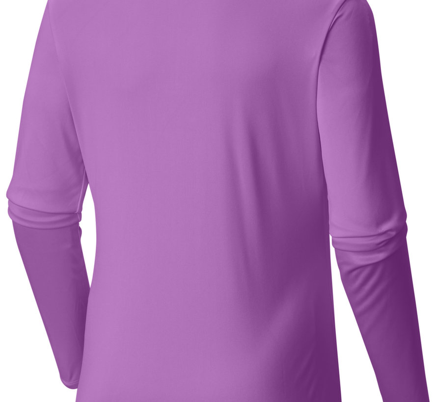 Women's Wicked Long Sleeve Zip T