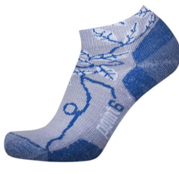 Point6 Whisper Light Mini Crew Sock- S