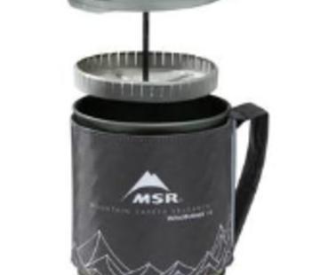 MSR Coffee Press Kit, WindBurner   1.8 LTR