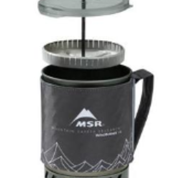 MSR Coffee Press Kit, WindBurner   1.8 LTR