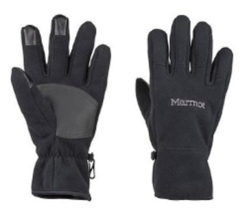 Marmot Connect Windproof Glove Black