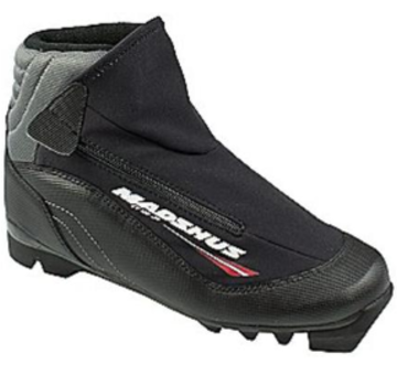 Madshus Men's CT 100 Cross-Country Ski Boots Black