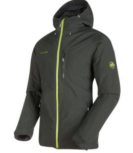 Mammut Men's Runbold HS Thermo Hooded Jacket