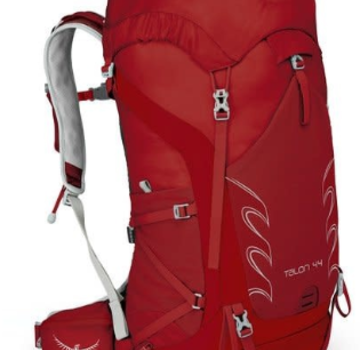 Osprey Talon 44 Martian Red