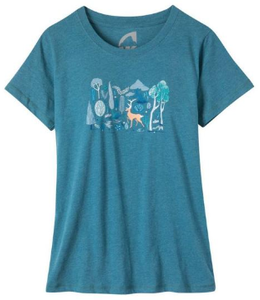 Mountain Khakis Women's Danish Deer T-Shirt