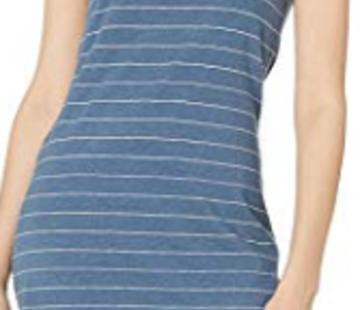 Mountain Khakis Women's Contour Dress - Twilight Stripe - XL