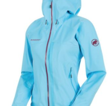 Mammut Women's Masao HS Hooded Jacket - Whisper