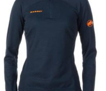 Mammut Women's Moench Advanced Half Zip Longsleeve