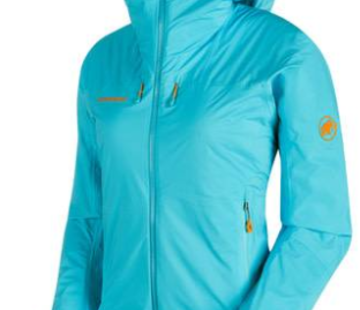 Mammut Women's Nordwand HS Thermo Hooded Jacket