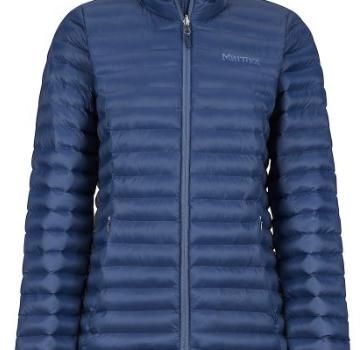 Marmot Women's Solus Featherless Jacket-Arctic Navy-XL