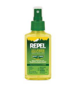 REPEL Lemon Eucalyptus Deet Free