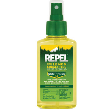 REPEL Lemon Eucalyptus Deet Free