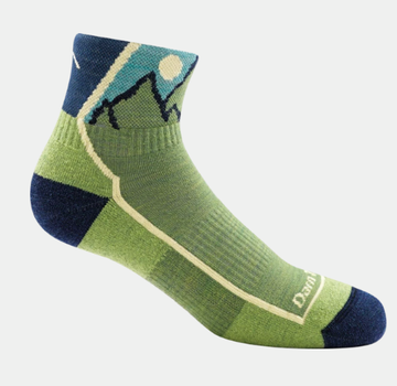 Darn Tough Kid's Hiker Junior 1/4 Lightweight Cushion Sock