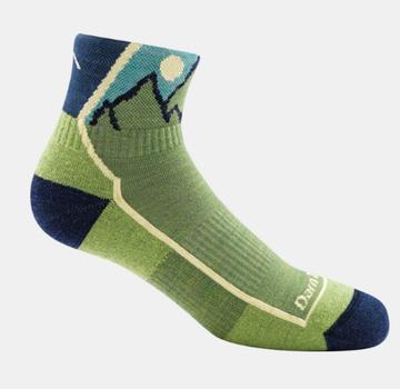 Darn Tough Kid's Hiker Junior 1/4 Lightweight Cushion Sock