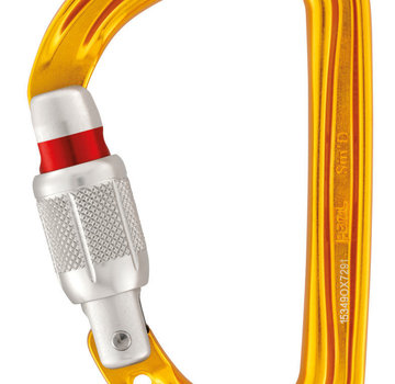 Petzl Sm'D Locking Carabiner
