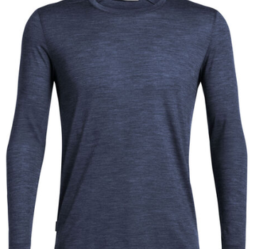 Icebreaker Men's Sphere Long Sleeve Crew