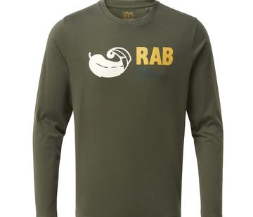 Rab Men's Stance Vintage Long Sleeve Tee