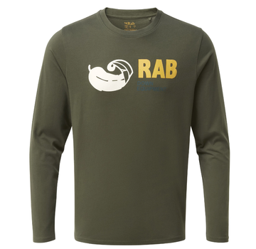 Rab Men's Stance Vintage Long Sleeve Tee