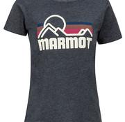 Marmot Women's Coastal Tee Short-Sleeve