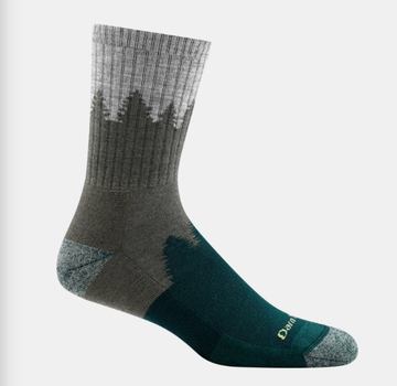 Darn Tough Men's Number 2 Micro Crew Cushion Sock