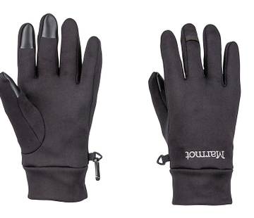 Marmot Men's Power Stretch Connect Gloves