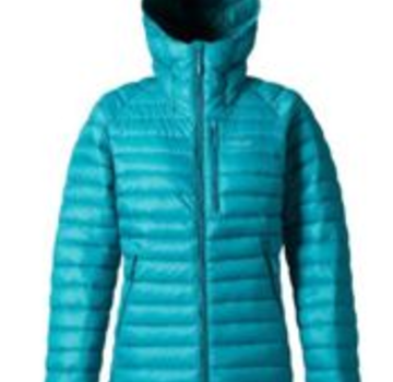 Rab Women's Microlight Alpine XLong Jacket