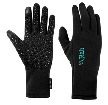 Rab Women's Power Stretch Contact Grip Gloves