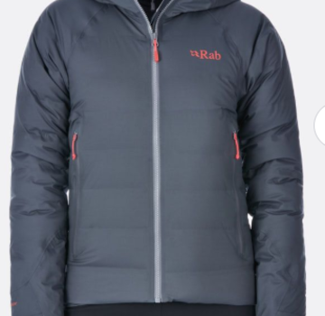 Rab Women's Valiance Jacket-16/XL