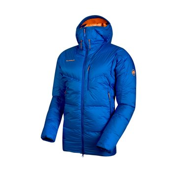 Mammut Men's Eigerjoch Pro IN Hooded Jacket - Ice - Med