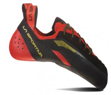 La Sportiva Testarossa Climbing Shoes Red/Black