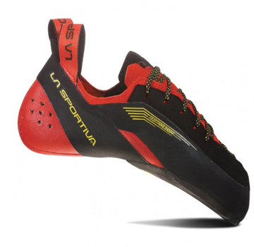 La Sportiva Testarossa Climbing Shoes Red/Black