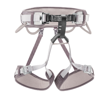 Petzl Corax Women's Climbing Harness Gray