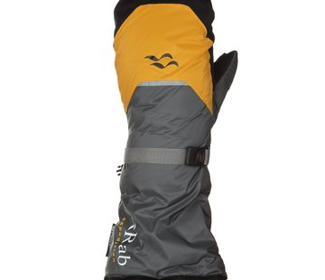 Rab Expedition Mitts 8000 Gold