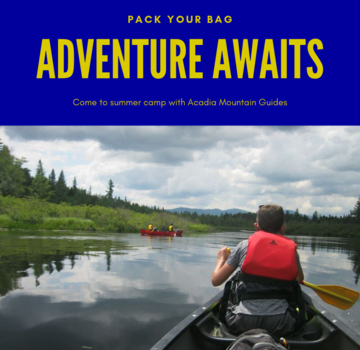 Acadia Mountain Guides AMG Camp- Young Explorers Adventure