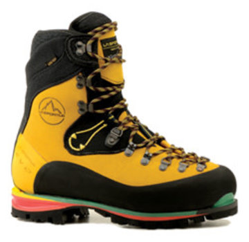 La Sportiva Nepal Evo GTX Mountaineering Boots Black/Yellow
