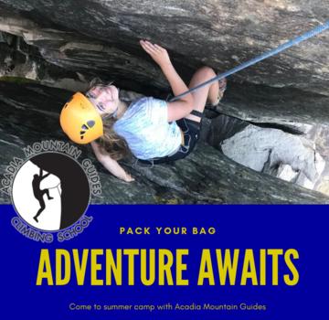 AMG Camp- Rock Pro 4- New Hampshire Alpine Climbing