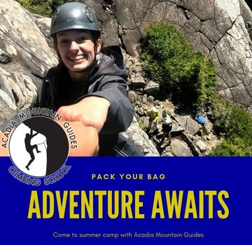 Acadia Mountain Guides AMG Camp- Multisport Adventure