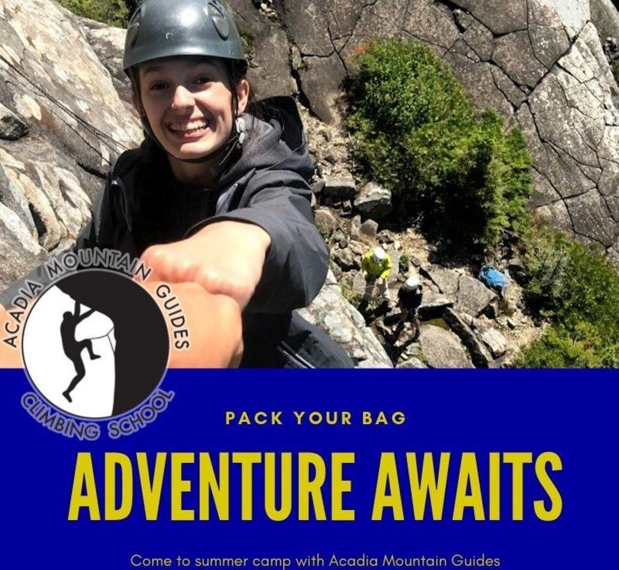 AMG Camp- Multisport Adventure