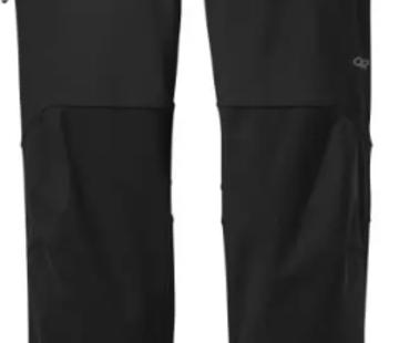 Outdoor Research Men's Trailbreaker II Pants- Black- S
